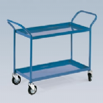 Order Picking Trolley - Dual Handle